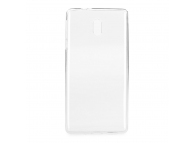 Husa silicon TPU Nokia 3 Slim transparenta