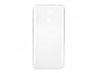 Husa silicon TPU Huawei Y7 Slim Transparenta