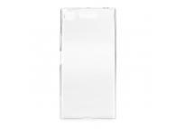 Husa silicon TPU Sony Xperia XZ1 Slim transparenta