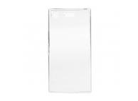 Husa silicon TPU Sony Xperia XZ1 Compact Slim transparenta