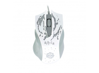 Mouse optic gaming ZornWee Ripper XG66 alb Blister Original