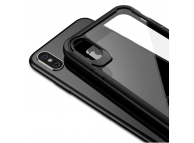 Husa plastic Apple iPhone X iPaky Antisoc Blister Originala