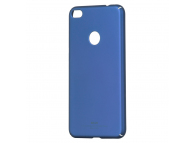 Husa plastic Huawei P8 Lite (2017) MSVII Slim albastra Blister Originala