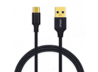 Cablu de date USB - USB Type C Vonuo Nylon 1m Original