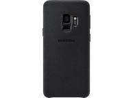 Husa Samsung Galaxy S9 G960 Alcantara EF-XG960ABEGWW Blister Originala