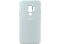 Husa silicon TPU Samsung Galaxy S9+ G965 EF-PG965TLEGWW Albastra Blister Originala