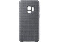 Husa Plastic Samsung Galaxy S9 G960 Hyperknit EF-GG960FJEGWW Gri Blister Originala