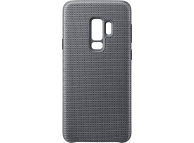 Husa Plastic Samsung Galaxy S9+ G965 Hyperknit EF-GG965FJEGWW Gri Blister Originala