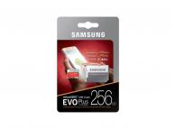 Card memorie Samsung EVO Plus MicroSDXC 256GB Clasa 10 UHS-1 MB-MC256GA/EU Blister