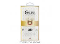 Folie Protectie ecran antisoc Samsung Galaxy S7 edge G935 Tempered Glass 9H Full Face alba Blister