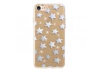 Husa silicon TPU Huawei P10 Lite Fashion Glitter Stars aurie
