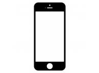Geam cu rama si adeziv OCA Apple iPhone 5