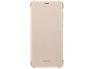 Husa piele Huawei P smart Flip 51992275 Aurie Blister Originala