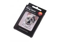 Suport inel universal telefon Cartoon Pitbull Ring 360 Blister
