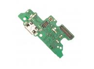 Placa cu conector incarcare / date si microfon Huawei Honor 6X