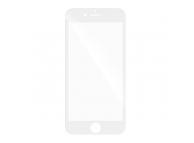 Folie Protectie ecran antisoc Huawei P9 lite mini Flexible Tempered Glass Full Cover Alba Blister