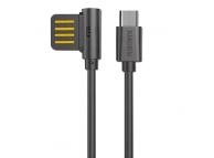 Cablu de date MicroUSB Remax Rayen RC-075m 1m Blister Original