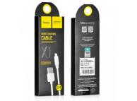 Cablu date Lightning Hoco Rapid X1 1m Alb Blister Original