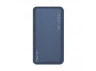 Baterie externa Powerbank Usams US-CD21 10000mA Albastra Blister Originala