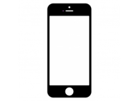 Geam cu rama si adeziv OCA Apple iPhone 5S