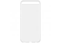 Husa plastic Huawei P10 51991885 Alba Transparenta Originala