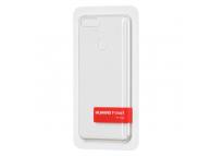 Husa plastic Huawei P smart transparenta Blister Originala