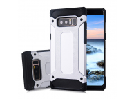 Husa Samsung Galaxy Note8 N950 Rugged Armor Argintie