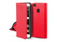 Husa Piele Huawei P smart Case Smart Magnet Rosie