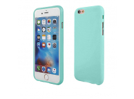 Husa Silicon TPU Apple iPhone 6 Plus Candy Turquoise