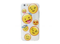 Husa silicon TPU Apple iPhone 7 Emoji