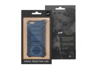 Husa Apple iPhone 7 Plus Beeyo Protector Bleumarin Blister Originala