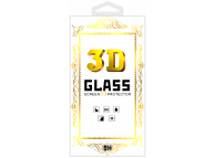 Folie Protectie ecran antisoc Samsung Galaxy S9 G960 Tempered Glass Full Face 3D Neagra Blister