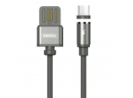 Cablu MicroUSB Magnetic Remax RC-095m Gravity 1m Blister Original