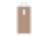 Husa silicon TPU Xiaomi Redmi 5 Molan Cano Jelly Aurie Blister Originala