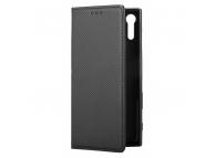 Husa Piele Huawei P smart Case Smart Magnet