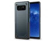 Husa silicon TPU Samsung Galaxy Note8 N950 Rugged Armor Bleumarin