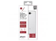 Husa silicon TPU Huawei Y7 Phonix HUNLPGPW Transparenta Blister Originala