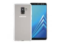 Husa silicon TPU Samsung Galaxy A8 (2018) A530 Phonix SA818GPW Transparenta Blister Originala
