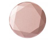 Suport Stand Adeziv Popsockets pentru telefon Diamond Roz Auriu Blister Original