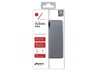 Husa silicon TPU Huawei P20 Phonix HUP20GPW Transparenta Blister Originala