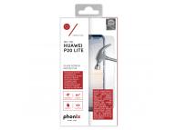 Folie Protectie ecran antisoc Huawei P20 lite Phonix Tempered Glass Blister Originala