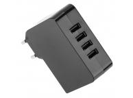 Adaptor priza 4 x USB Star K251 4.9A Blister