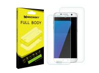 Folie Protectie Fata si Spate Samsung Galaxy S7 edge G935 WZK Full Cover Blister Originala