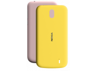 Set Capac baterie Nokia 1 XPress-On XP-150 Roz Galben Blister Original (2 Bucati)