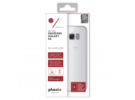 Husa silicon TPU Samsung Galaxy S8 G950 Phonix SS8GPW Transparenta Blister Originala