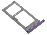 Suport SIM si card MicroSD Samsung Galaxy S9 G960 Mov
