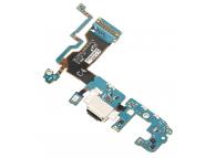 Banda cu conector incarcare / date si microfon Samsung Galaxy S9+ G965