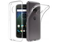 Husa silicon TPU Motorola Moto G6 transparenta