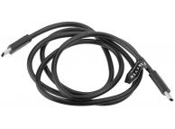 Cablu Date si Incarcare USB Type C la USB Type-C 1 m Forever