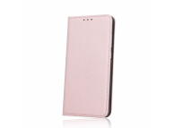 Husa Piele Huawei P smart Case Smart Magnet Roz
